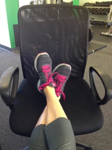 Office Chair Exercise Blog
