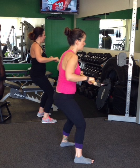 group training girls