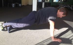 Brad push up