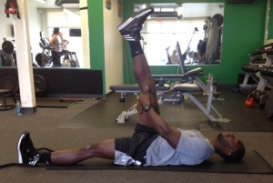 Blog Remi Hamstring stretch