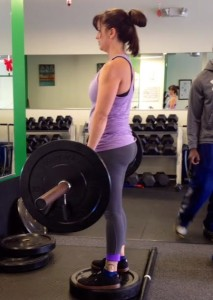luci deadlift